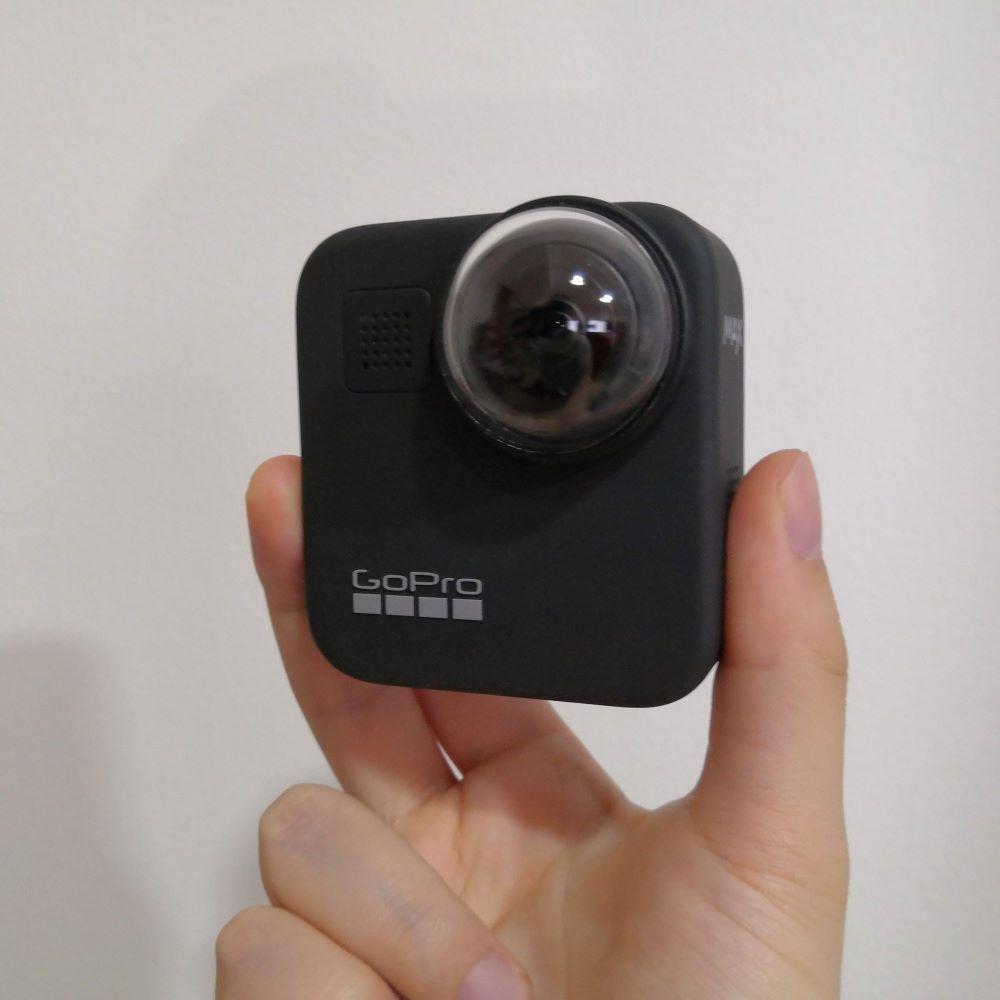 GoPro Max におすすめのアクセサリー【一脚,ケース,バッテリー等】