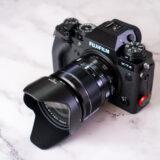 XF18-55mm F2.8-4 R LM OIS レビュー。キットレンズとは思えない写りの良さ【作例あり】